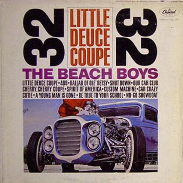#<Artist:0x007f9ee90086a8> - Little Deuce Coupe