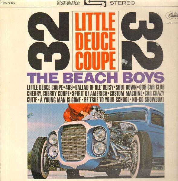 #<Artist:0x007fa22b4eeee8> - Little Deuce Coupe