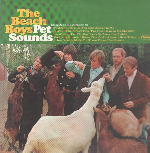 #<Artist:0x007f7a391bcbb8> - Pet Sounds