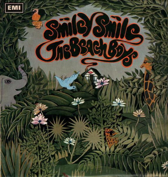 #<Artist:0x0000000007fdf758> - Smiley Smile