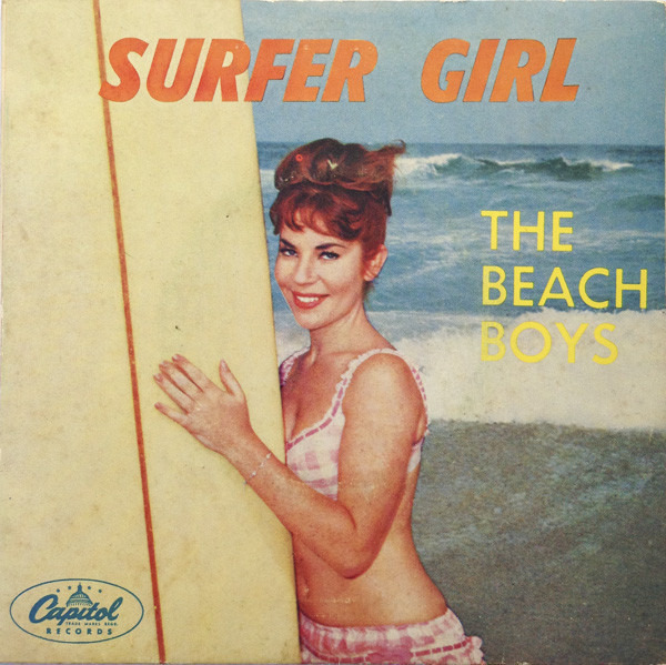 #<Artist:0x007f328d048118> - Surfer Girl