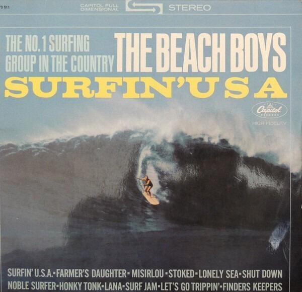 #<Artist:0x007f483925de00> - Surfin' USA