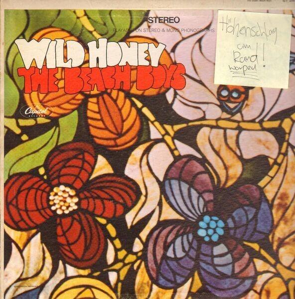#<Artist:0x007ff0da87b360> - Wild Honey