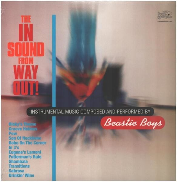 #<Artist:0x00007f387a8df888> - The In Sound From Way Out