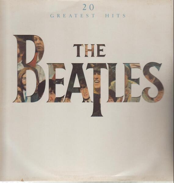 Beatles - 20 Greatest Hits (no Barcode)