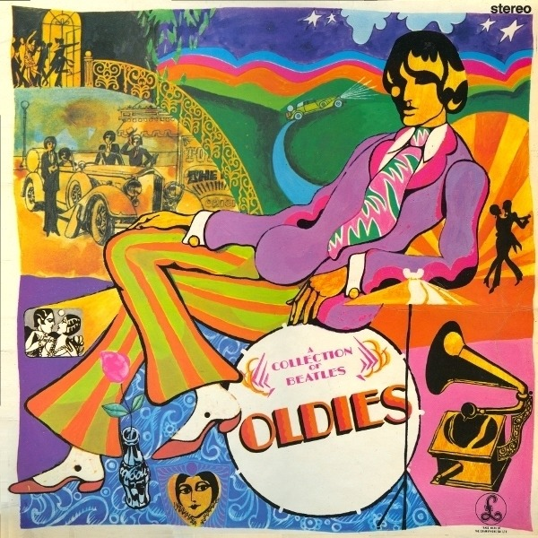 #<Artist:0x00007fce757b3ba8> - A Collection Of Beatles Oldies