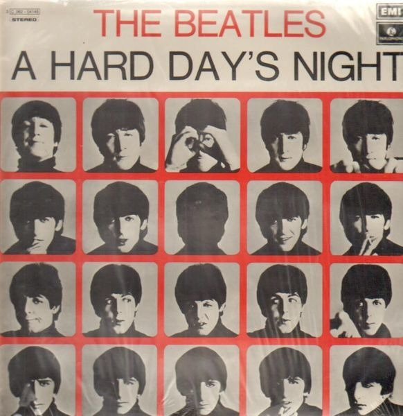 #<Artist:0x00007f4e0f7c1230> - A Hard Day's Night