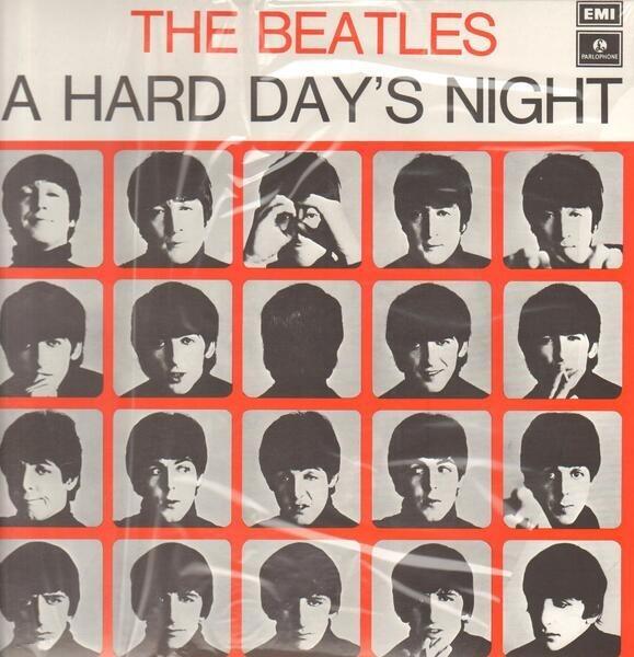 #<Artist:0x00007fd903d11df0> - A Hard Day's Night