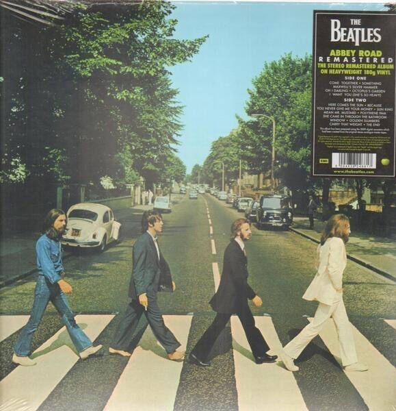 #<Artist:0x007efd20c71090> - Abbey Road