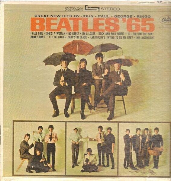 #<Artist:0x007f5d230fcb20> - Beatles '65