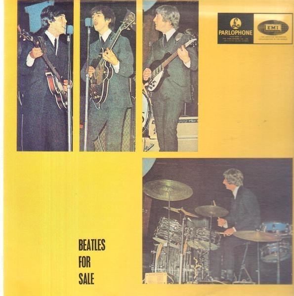 #<Artist:0x0000000007bb02e0> - Beatles for Sale