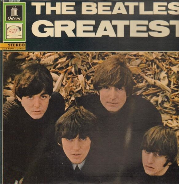 #<Artist:0x00007f8136dfa570> - Beatles' Greatest