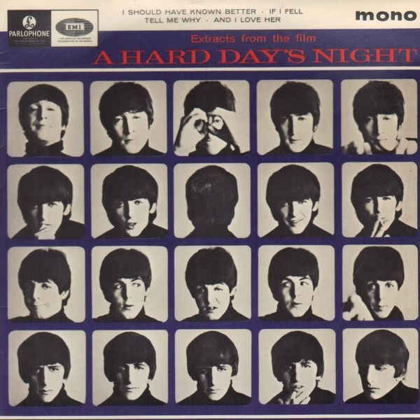 #<Artist:0x007f1781780150> - Extracts From The Film A Hard Day's Night