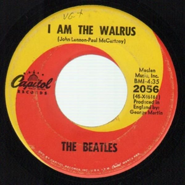 #<Artist:0x00007f4deda129c0> - Hello, Goodbye / I Am The Walrus