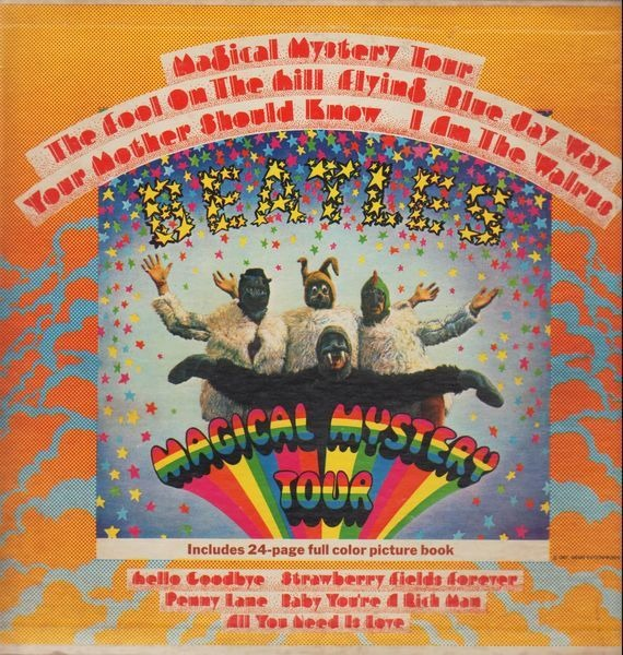 #<Artist:0x007f9b78bd0400> - Magical Mystery Tour