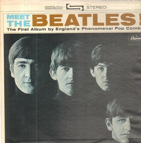 #<Artist:0x00007fcea59627d0> - Meet the Beatles!