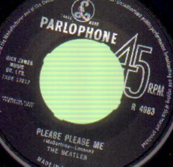 The Beatles Please Please Me (MISPRESS)