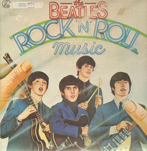 #<Artist:0x007f9547f90950> - Rock 'N' Roll Music
