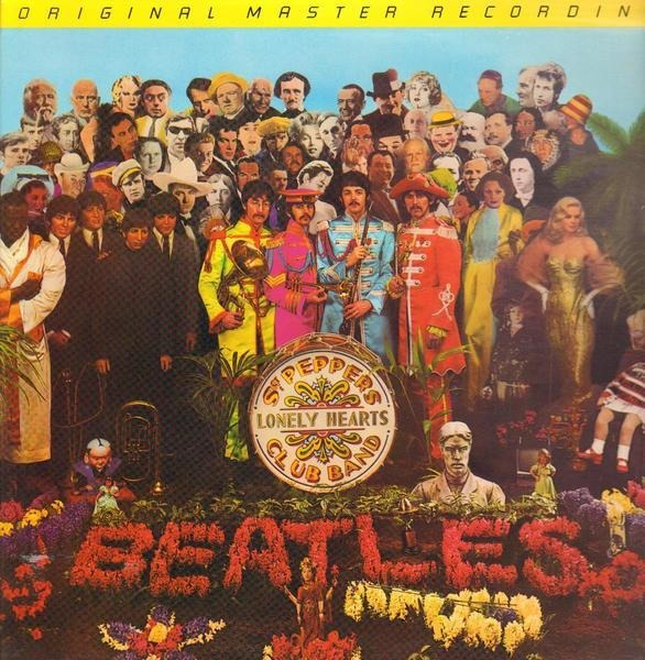 #<Artist:0x007f95461210a0> - Sgt. Pepper's Lonely Hearts Club Band