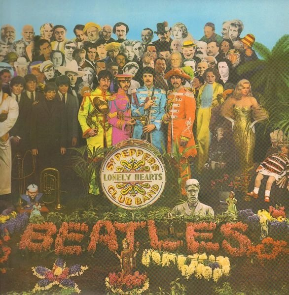 #<Artist:0x007f89296631b8> - Sgt. Pepper's Lonely Hearts Club Band