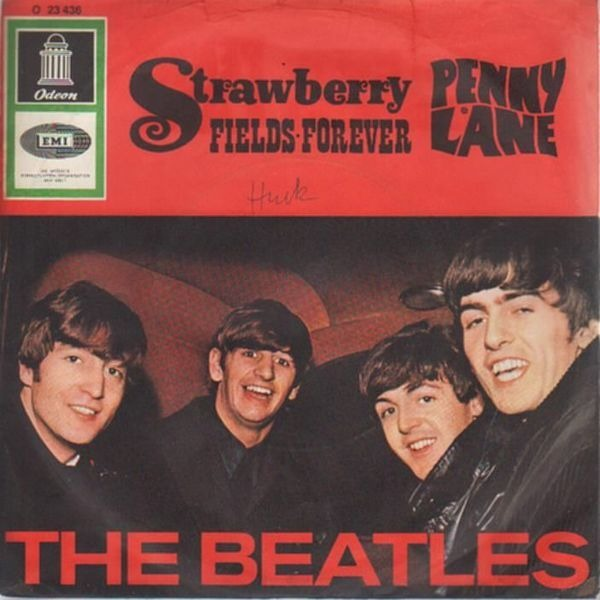 #<Artist:0x007fe9f02adf50> - Strawberry Fields Forever / Penny Lane