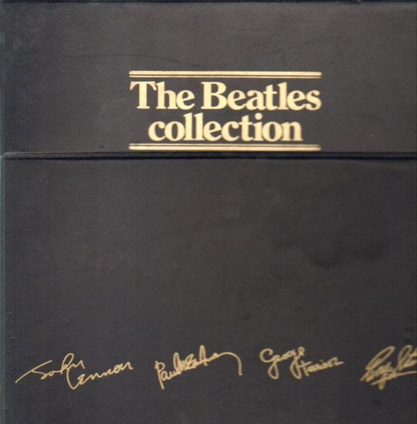 #<Artist:0x00007f82ff2cb698> - The Beatles Collection