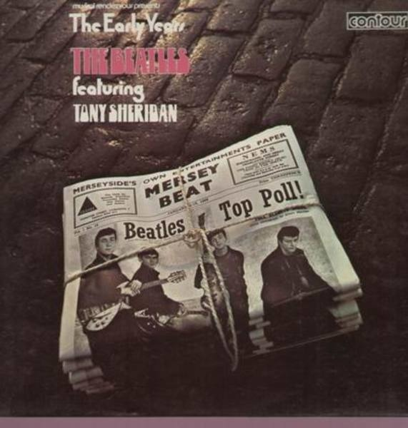 #<Artist:0x00007f81371ea478> - The Early Years Featuring Tony Sheridan