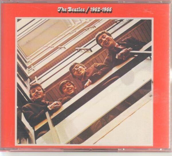 #<Artist:0x00007f65135b4af8> - 1962 - 1966, Red Album