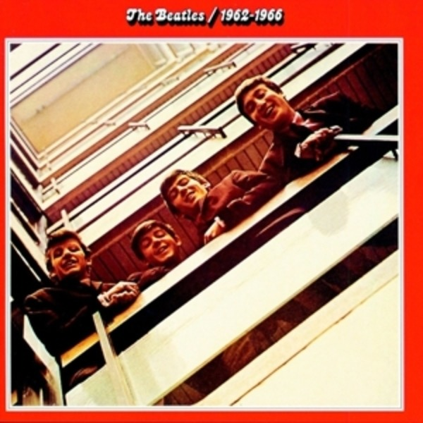The Beatles 1962 - 1966 (.. (RED))