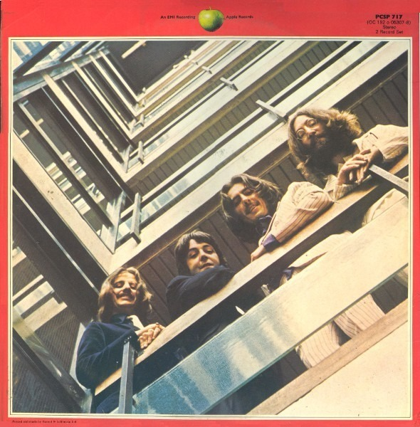#<Artist:0x0000000005d741c8> - 1962 - 1966, Red Album