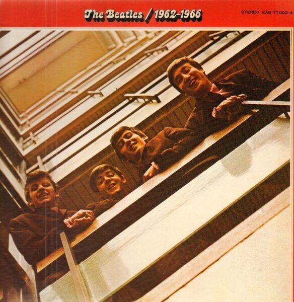 The Beatles 1962-1966 (JAPAN)