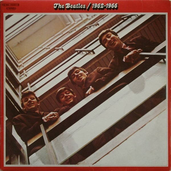 #<Artist:0x000000065d4f20> - 1962 - 1966, Red Album