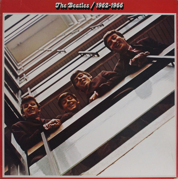 The Beatles 1962-1966 (GATEFOLD)