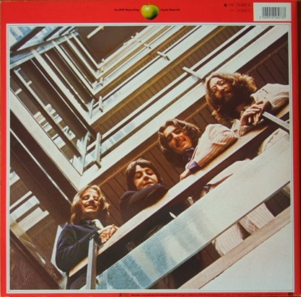 The Beatles 1962 - 1966, Red Album (GATEFOLD)