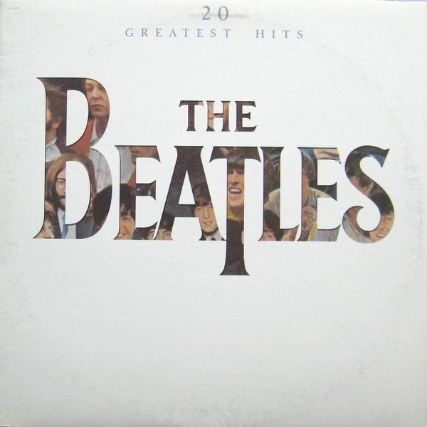 Beatles - 20 Greatest Hits (jacksonville Pressing)