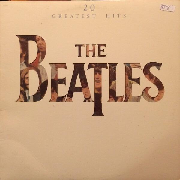 Beatles - 20 Greatest Hits (us Purple Labels)