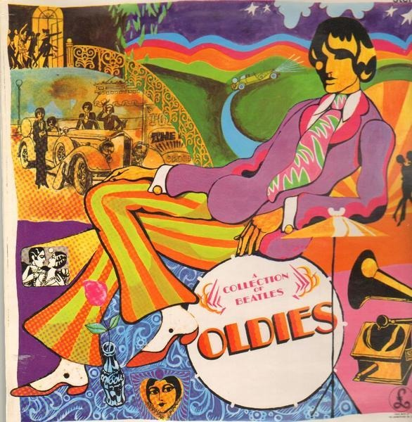 The Beatles A Collection Of Beatles Oldies (ORIGINAL UK)