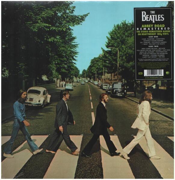 #<Artist:0x007f6879833040> - Abbey Road