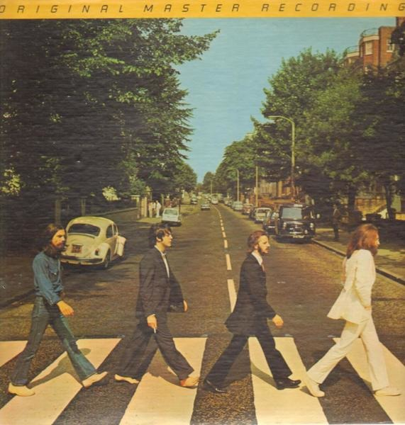 The Beatles Abbey Road (MFSL AUDIOPHILE HALF SPEED MASTER)