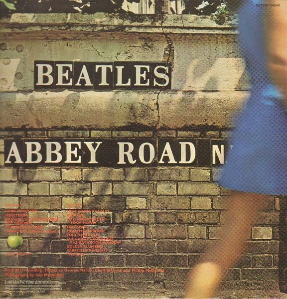 The Beatles Abbey Road (PICTURE DISC)