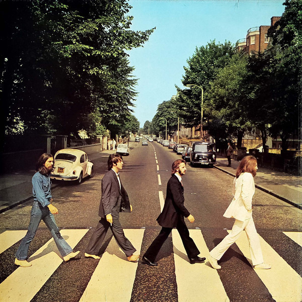 The Beatles abbey road (3rd pressing)