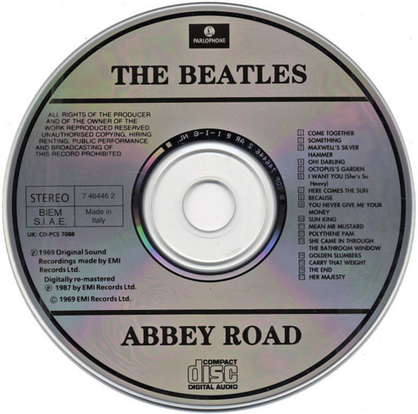 #<Artist:0x00007fd90216ac28> - Abbey Road