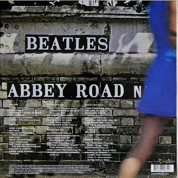 The Beatles Abbey Road (ANNIVERSARY EDITION)