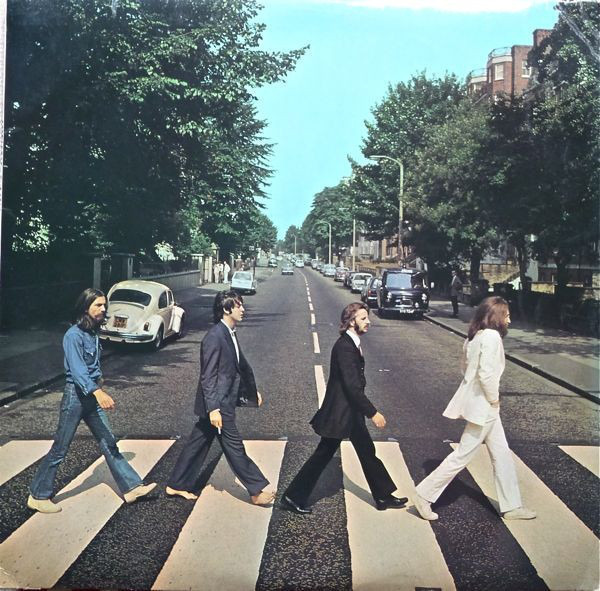 The Beatles Abbey Road (UK)