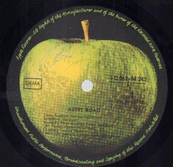 #<Artist:0x007f955e3142f0> - Abbey Road