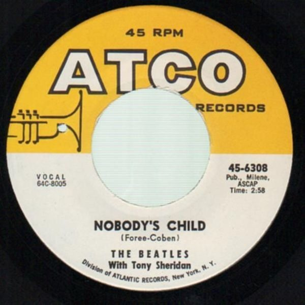 The Beatles Ain't She Sweet / Nobody's Child