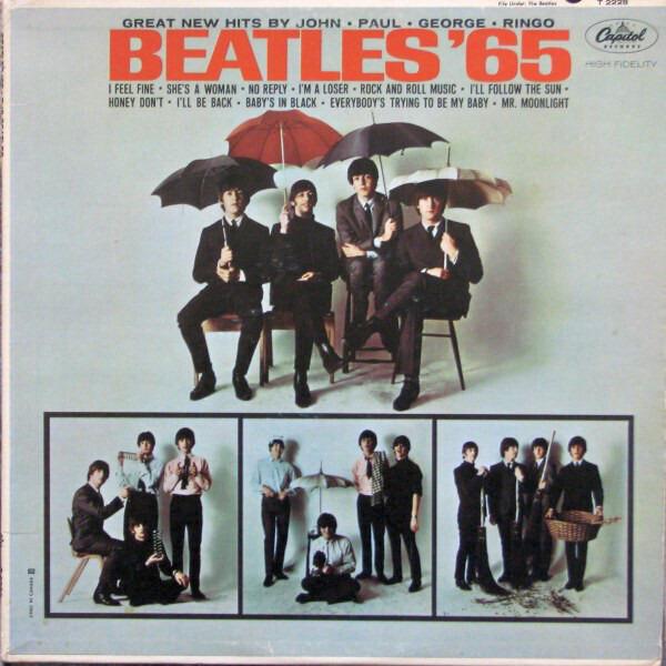 #<Artist:0x007f3e23234d18> - Beatles '65