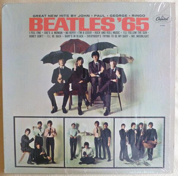 #<Artist:0x0000000008394560> - Beatles '65