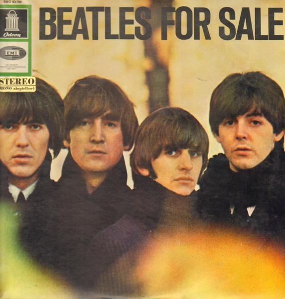 #<Artist:0x00007fd9032321f0> - Beatles for Sale