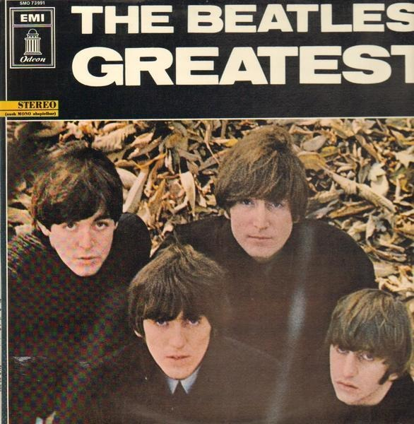 #<Artist:0x007f4784d859f0> - Beatles' Greatest